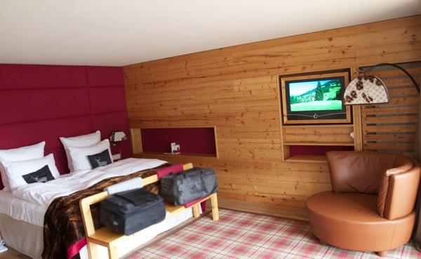 Hotel Grand Tirolia Kitzbuhel A Kuchenreise