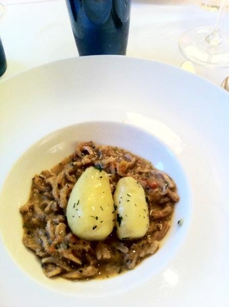 Restaurant Hecht Seehof Goldegg